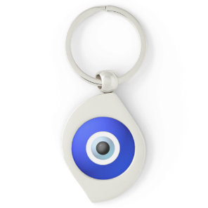 Talisman to Protect Against Evil Eye Keychain