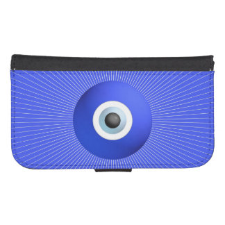 Talisman to Protect Against Evil Eye Phone Wallet