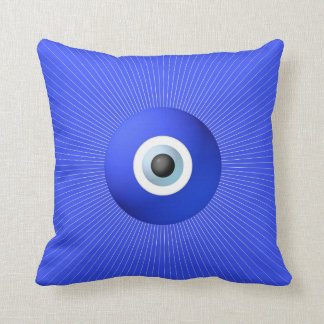Talisman to Protect Against Evil Eye Pillow