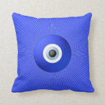 Talisman to Protect Against Evil Eye Throw Pillow