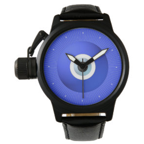 Talisman to Protect Against Evil Eye Wristwatch