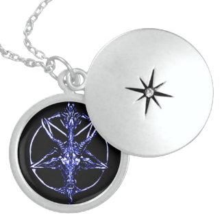 Talismán vacío astral de la energía de Baphomet Medallones