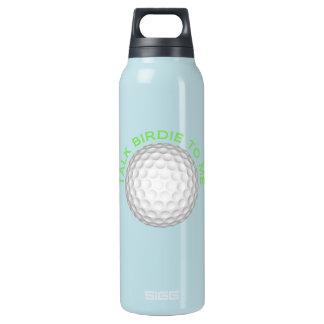 Talk Birdie To Me Insulated Water Bottle