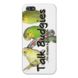 Talk Budgies v3 iPhone 5 Covers