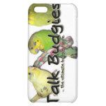 Talk Budgies v3 iPhone 5C Cases