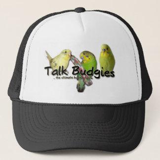 Talk Budgies v3 Trucker Hat