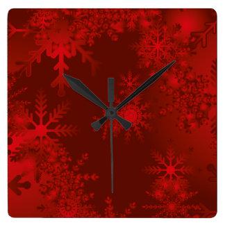 Talk christmassy embankment Clock