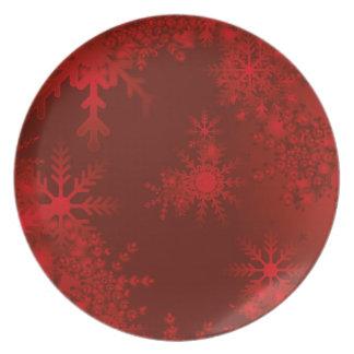 Talk christmassy Plates