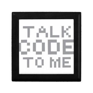 TALK CODE TO ME GIFT BOX