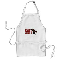 Talk Derby to Me Gifts & Novelties Adult Apron