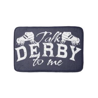 Talk Derby to me, Roller Derby Bath Mat