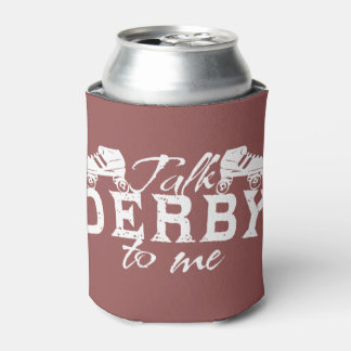 Talk Derby to me, Roller Derby Can Cooler