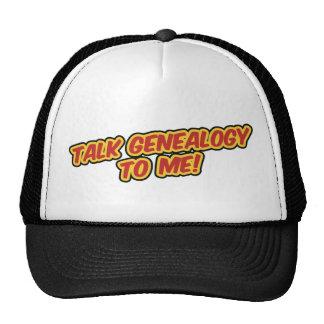 Talk Genealogy To Me! Trucker Hat