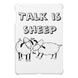 Talk is sheep iPad mini case