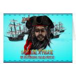 Talk Like A Pirate...Card