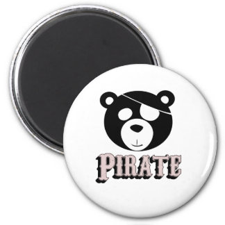 talk like a pirate day 2 inch round magnet