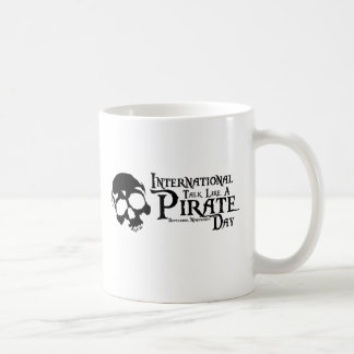 Talk like a pirate day coffee mug