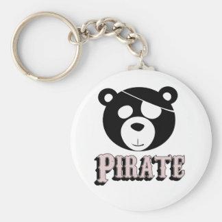 talk like a pirate day keychain
