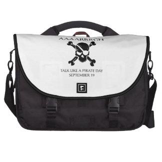 Talk Like A Pirate Day Commuter Bag