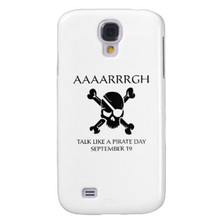 Talk Like A Pirate Day Samsung Galaxy S4 Cover