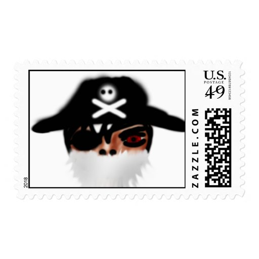 Talk Like A Pirate Day Stamps