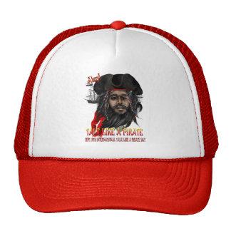 Talk Like A Pirate...Hats
