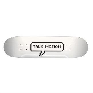 Talk Motion Skateboard 2