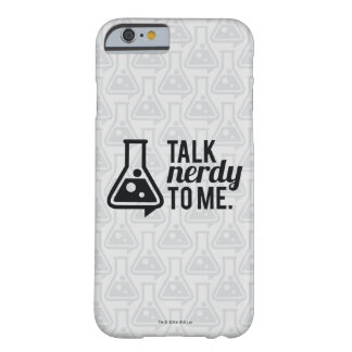 Talk Nerdy Barely There iPhone 6 Case