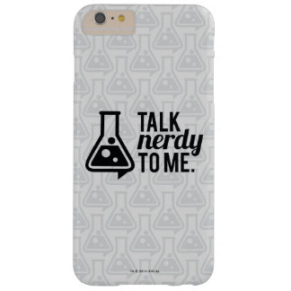 Talk Nerdy Barely There iPhone 6 Plus Case