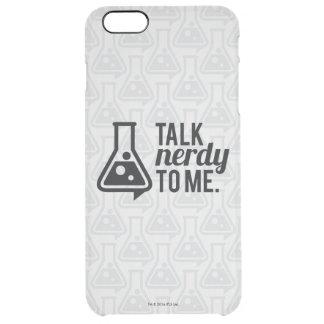 Talk Nerdy Clear iPhone 6 Plus Case