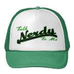 Talk Nerdy Hat