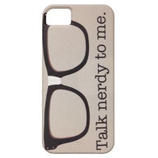 Talk Nerdy iPhone SE/5/5s Case