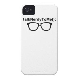 Talk Nerdy to me Glasses Case-Mate iPhone 4 Case