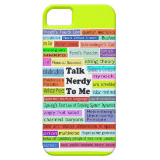 talk nerdy to me iphone 5 case