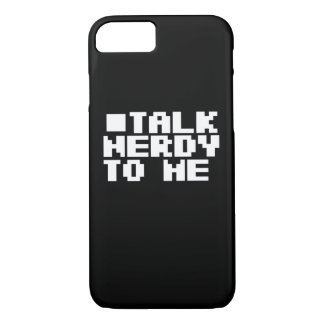 Talk Nerdy to me iPhone 8/7 Case