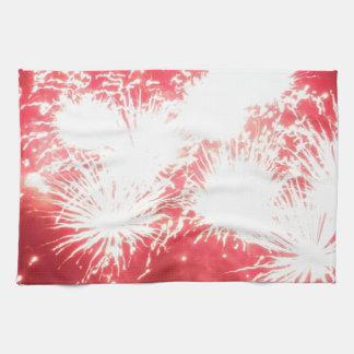 Talk New Year's Eve kind Towels