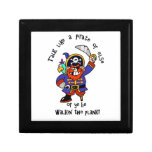 Talk Pirate or Walk The Plank - It's Pirate Day Gift Boxes