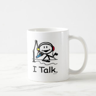 Talk Show Host Coffee Mug