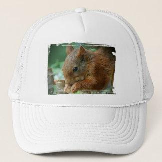 TALK SQUIRREL - Photography Jean Louis Glineur Trucker Hat