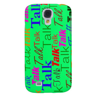 Talk, Talk, Talk iPhone 3 Case