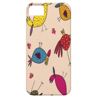 Talk to the birds iPhone SE/5/5s case