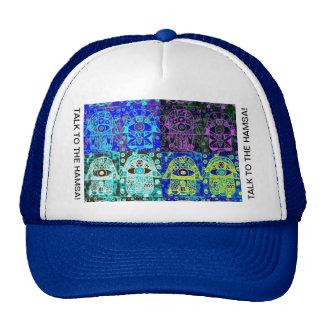 Talk To The Hamsa Hat
