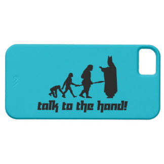 Talk to the hand! iPhone SE/5/5s case