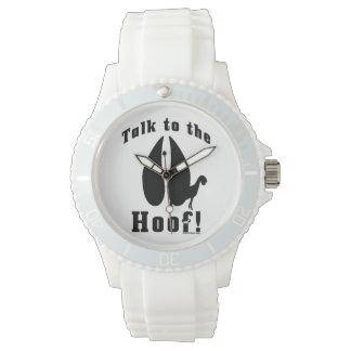 Talk to the Hoof Goat Wristwatches