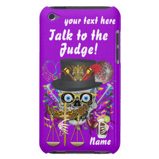 Talk to the Judge Important Instruction view notes iPod Touch Case-Mate Case