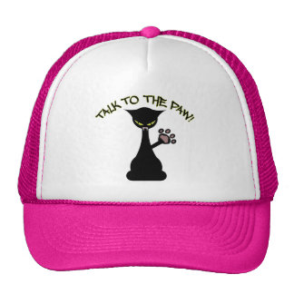 Talk To The Paw Hat