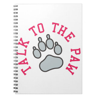 Talk to the Paw Notebook