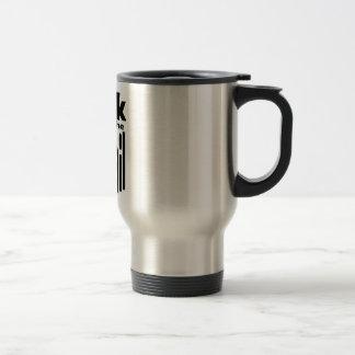Talk to the Tail Coffee Mugs