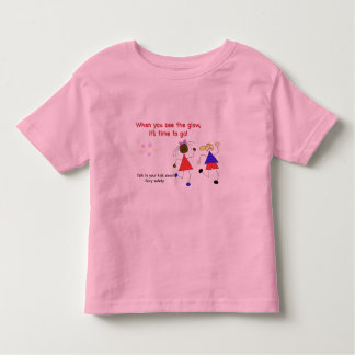 Talk to your Kids about Fairy Safety! Toddler T-shirt