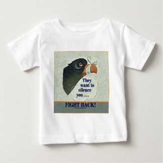 Talk Too Much Baby T-Shirt